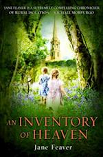 Inventory of Heaven af Jane Feaver
