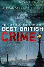 Mammoth Book of Best British Crime 9 (Mammoth Books)