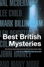 Mammoth Book of Best British Mysteries (Mammoth Books)