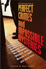Mammoth Book of Perfect Crimes & Impossible Mysteries (Mammoth Books)