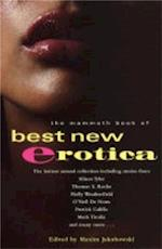 Mammoth Book of Best New Erotica (Mammoth Books)