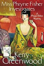 Miss Phryne Fisher Investigates af Kerry Greenwood