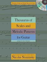 Thesaurus of Scales and Melodic Patterns for Guitar af Hal Leonard Publishing Corporation