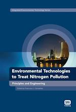 Environmental Technologies to Treat Nitrogen Pollution (Integrated Environmental Technology Series)