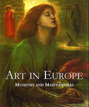 Bog, paperback Art in Europe af Collectif