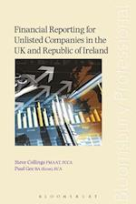 Financial Reporting for Unlisted Companies in the UK and Republic of Ireland
