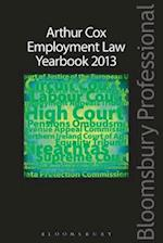 Arthur Cox Employment Law Yearbook 2013