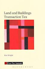 Land and Buildings Transaction Tax (Core Tax Annuals)