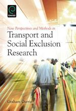 New Perspectives and Methods in Transport and Social Exclusion Research