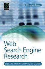 Web Search Engine Research (Library and Information Science, nr. 4)