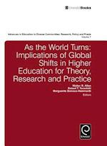 As the World Turns (Advances In Education In Diverse Communities Research Policy And Praxis, nr. 7)