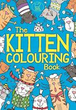 The Kitten Colouring Book