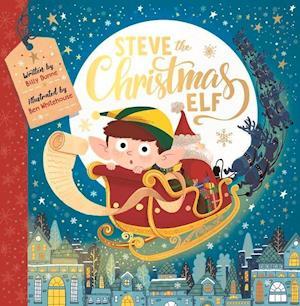 Steve the Christmas Elf
