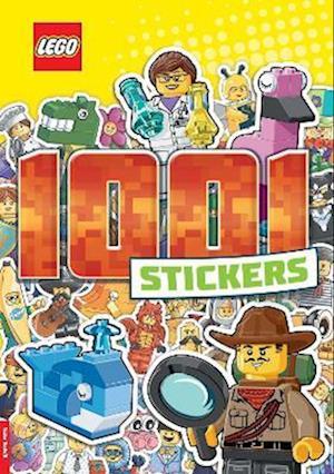 LEGO (R) Iconic: 1,001 Stickers