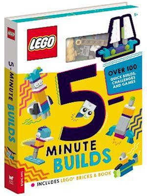 LEGO (R) Iconic: Five-Minute Builds