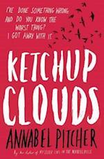 Ketchup Clouds af Annabel Pitcher