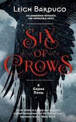 Six of Crows af Leigh Bardugo