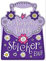 My Perfectly Purple Sticker Bag