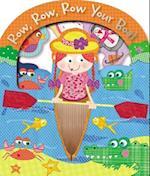 Row, Row, Row Your Boat (Sing-Along Fun)