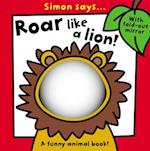 Simon Says Roar Like a Lion