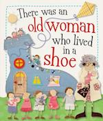 The Old Woman Who Lived in a Shoe (Kate Toms)