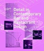 Detail In Contemporary Bar And Restaurant Design Af Drew Plunkett