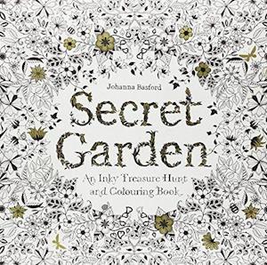 Bog paperback Secret Garden: An Inky Treasure Hunt and Colouring Book af Johanna Basford