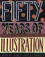 Fifty Years of Illustration af Lawrence Zeegen