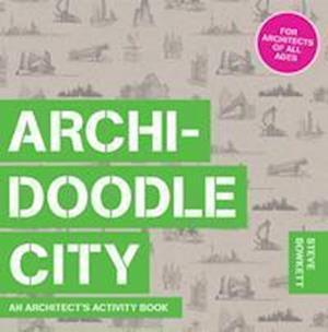 Bog, paperback Archidoodle City af Steve Bowkett