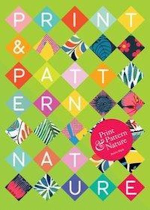 Bog, paperback Print & Pattern: Nature af Bowie Style