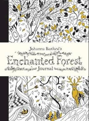Bog, hardback Johanna Basford's Enchanted Forest Journal af Johanna Basford