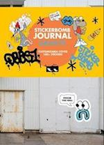 Stickerbomb Journal