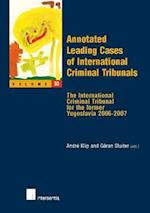 Annotated Leading Cases of International Criminal Tribunals - Volume 33 (Annotated Leading Cases of International Criminal Tribunals, nr. 33)