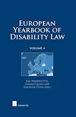 European Yearbook of Disability Law (European Yearbook of Disability Law)