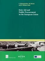 State Aid and Public Procurement in the European Union (Ius Commune Europaeum, nr. 131)