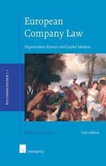 European Company Law (Ius Communitatis, nr. 1)