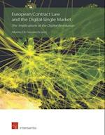 European Contract Law and the Digital Single Market