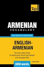 Armenian Vocabulary for English speakers - 3000 Words af Andrey Taranov