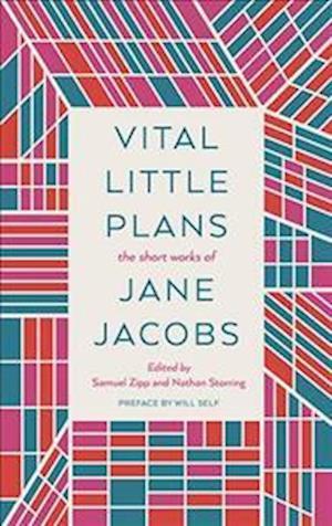 Bog, hardback Vital Little Plans af Jane Jacobs