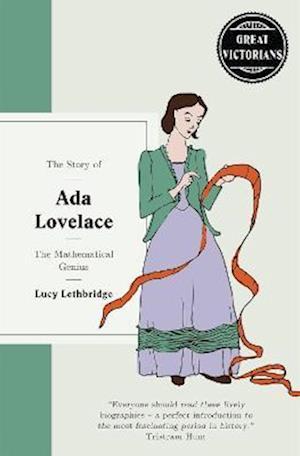 Bog, hardback Ada Lovelace af Lucy Lethbridge