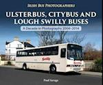 Ulsterbus, Citybus and Lough Swilly Buses (Irish Bus Photographers)