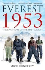 Everest 1953 af Mick Conefrey