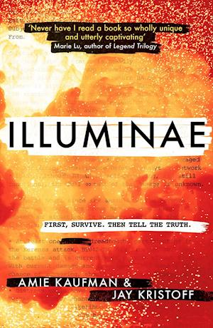 Bog, paperback Illuminae af Jay Kristoff
