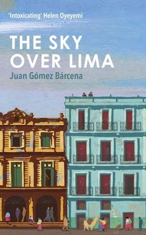 Sky Over Lima af Juan Gómez Bárcena