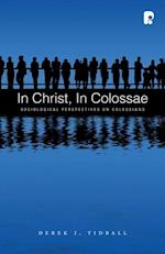 In Christ, in Colossae