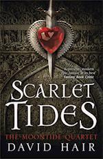 Scarlet Tides af David Hair