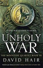 Unholy War af David Hair