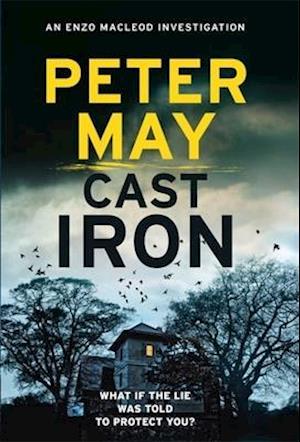 Bog, hardback Cast Iron af Peter May