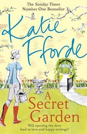Bog, hardback A Secret Garden af Katie Fforde