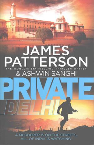 Bog, hardback Private Delhi af James Patterson